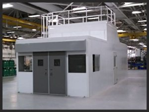 Custom Paint Booth