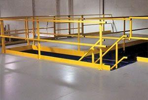 Resindek Mezzanine Flooring
