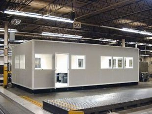 Modular In Plant Office