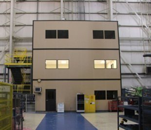 modular building by Panel Built