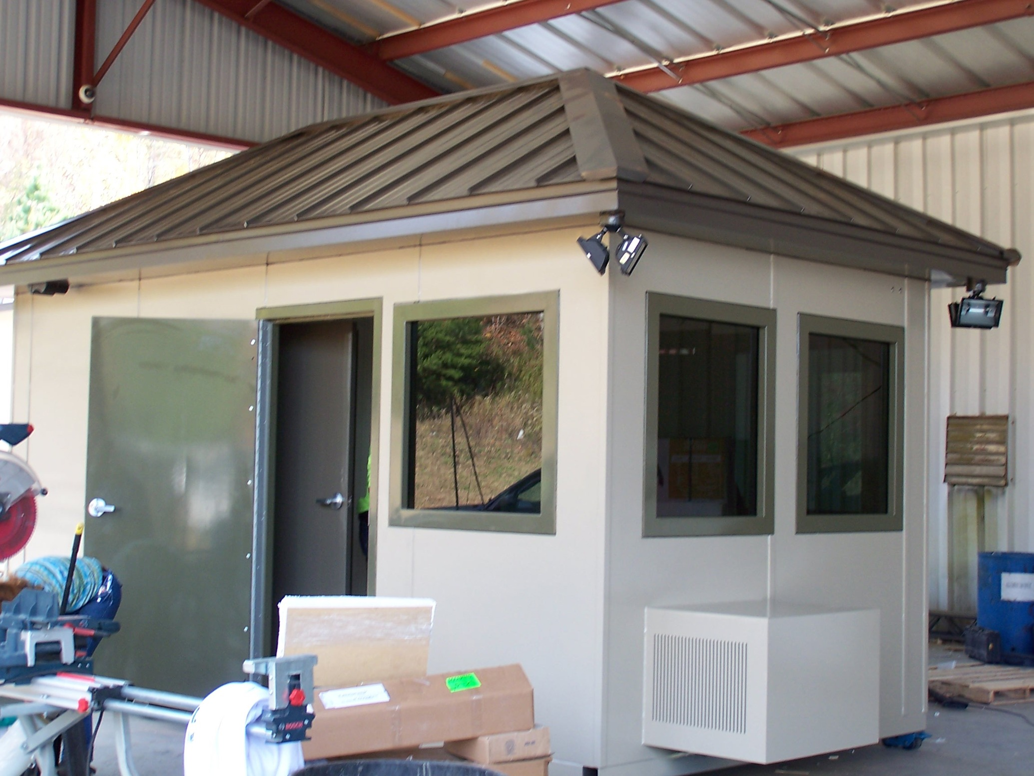 Prefabricated Guard Houses