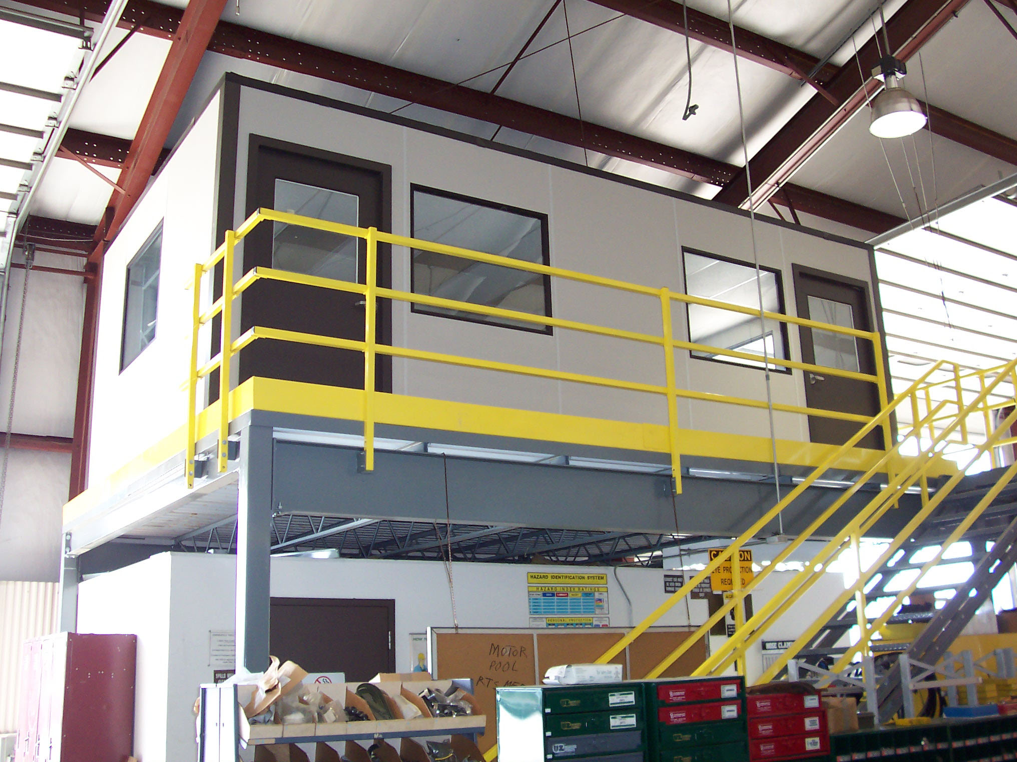 How A Mezzanine Can Increase Profits In A Metal Building