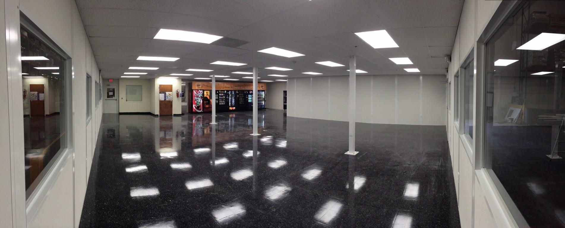 Warehouse Breakroom