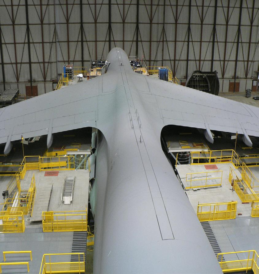 Mezzanine Work Platform