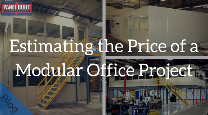 Modular Office Price