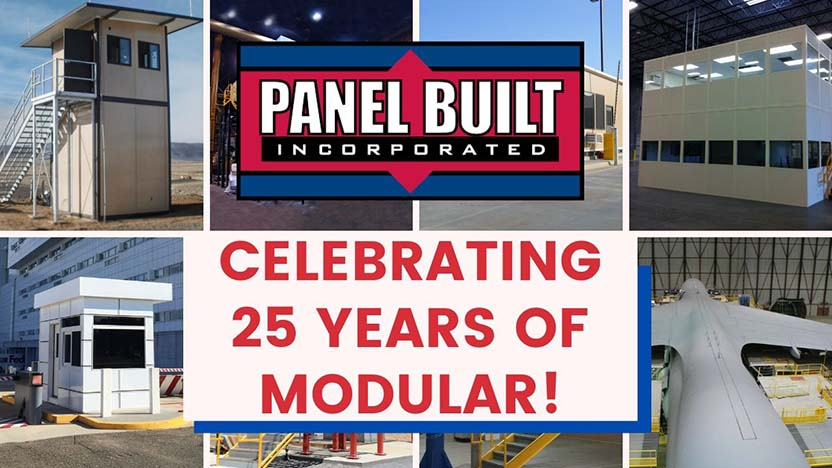 25 Years of Panel Built