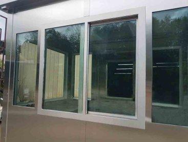 Guard House Sliding Windows