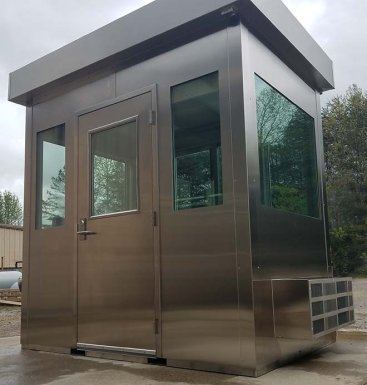 Guard Booth Rear
