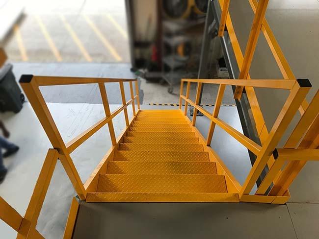 OSHA Stair System
