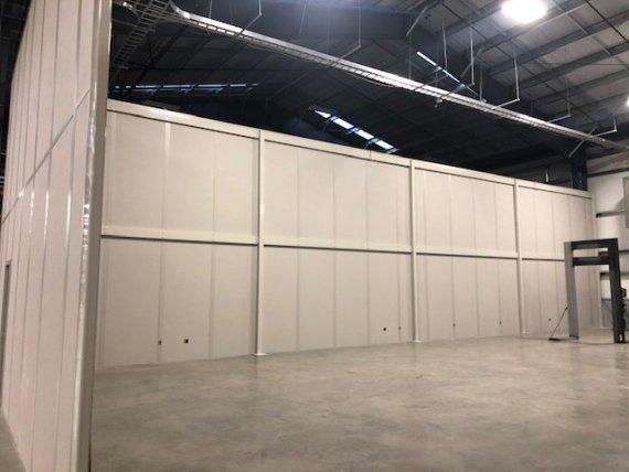 Tall Modular Walls