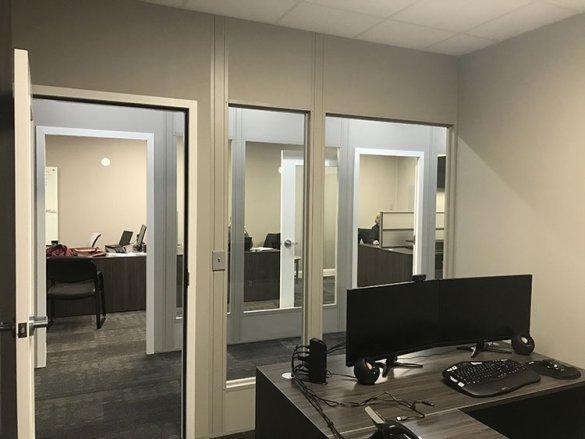 Interior of Inplant Office
