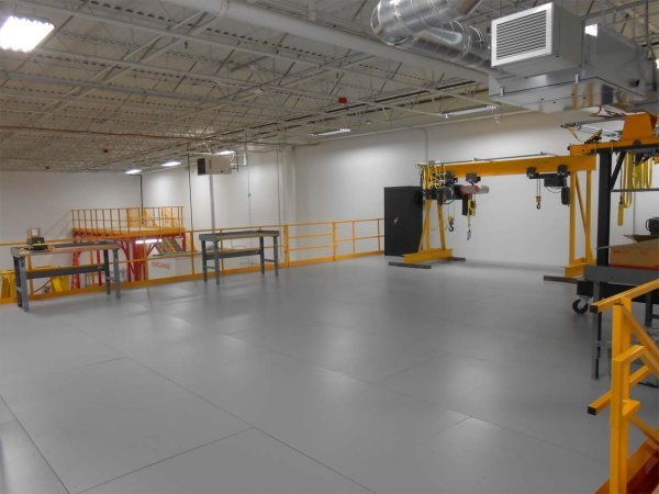Industrial-mezzanine-deck