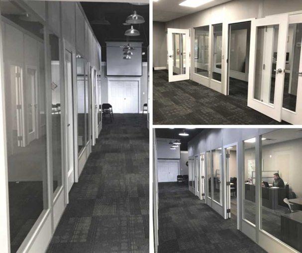 Modern Modular Office Interior