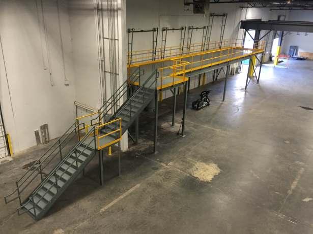 Industrial Mezzanine
