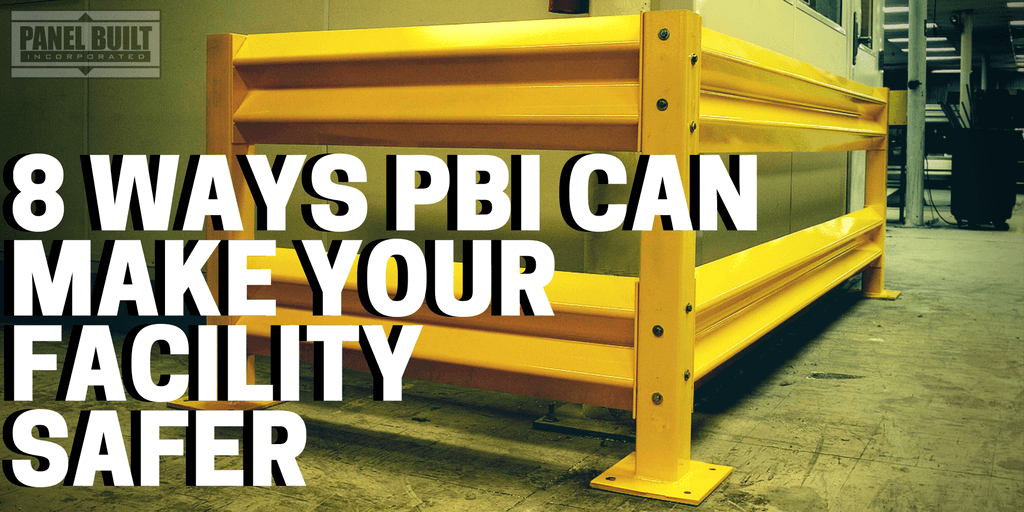 8 Ways Panel Built Can Make Your Facility Safer