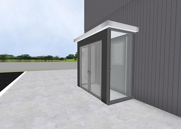 Ballistic-Entry-Vestibule