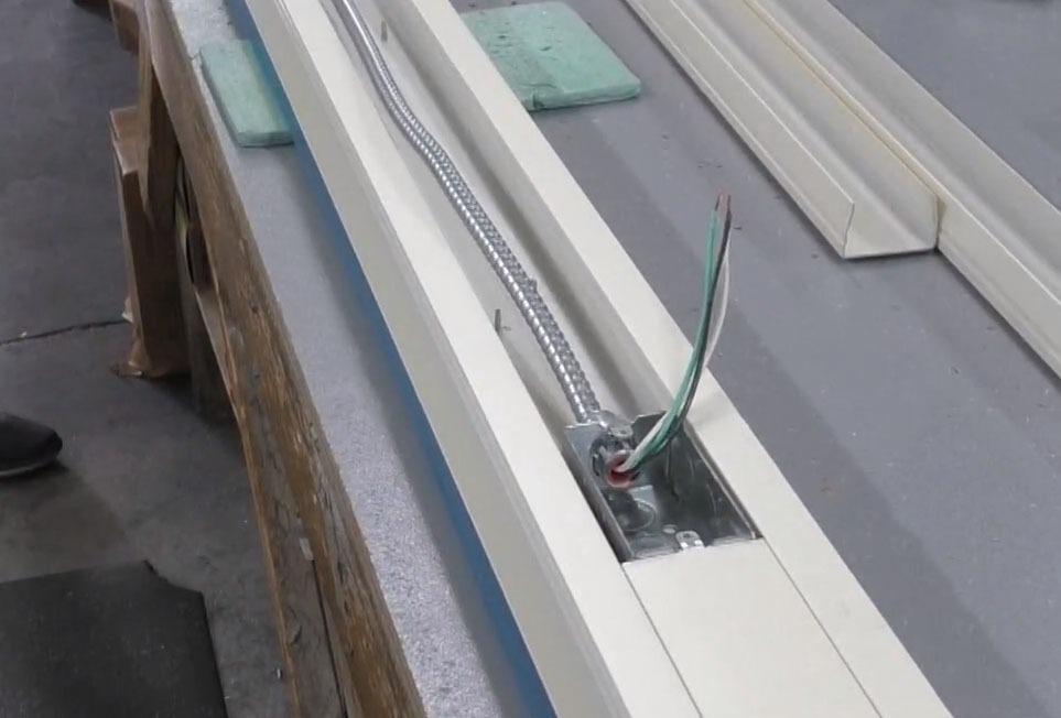 Binderpost with Modular Wiring