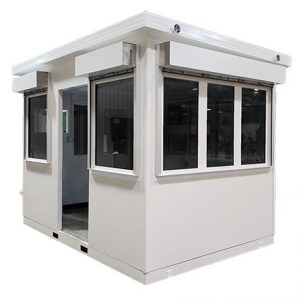Border Inspection Booth