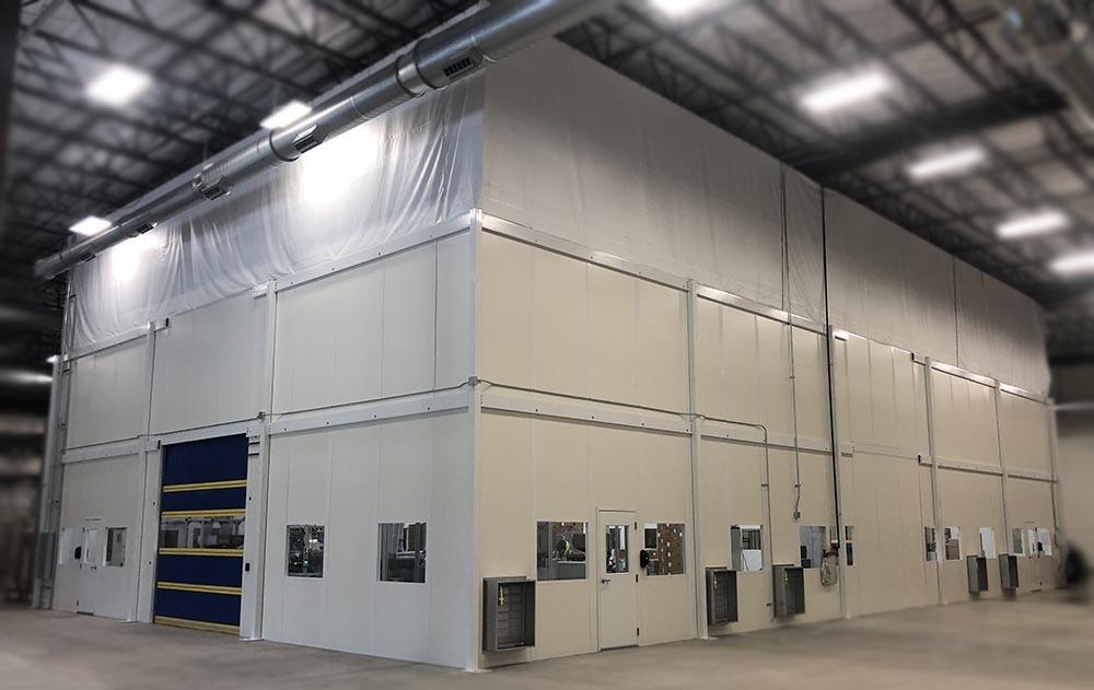 CNC Machining Enclosure