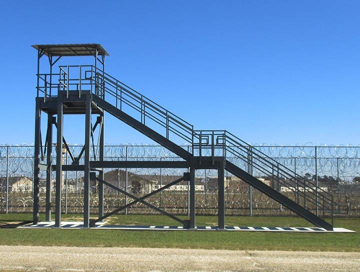 Correctional Facility Tower