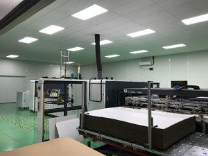 Corrugated Press Room