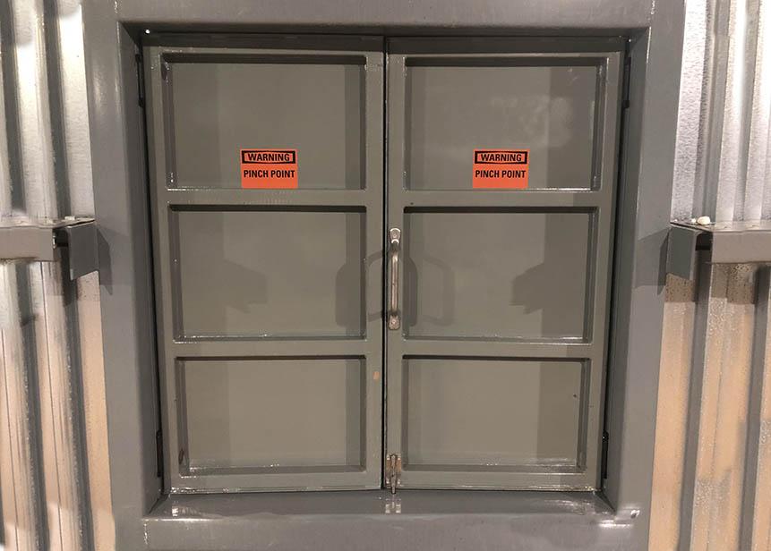 Custom Training Shudders