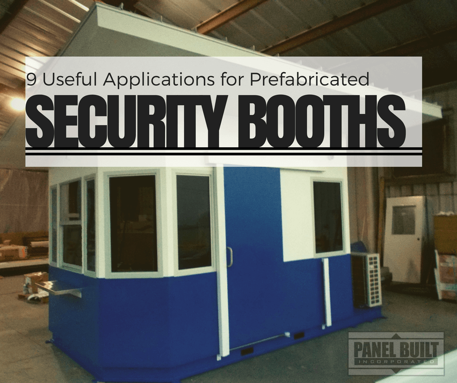 Security Booth Application