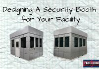 Designing A Security Booth