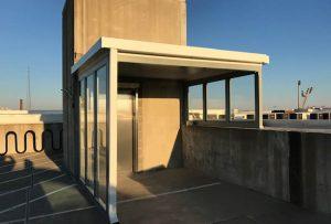 Elevator-Canopy