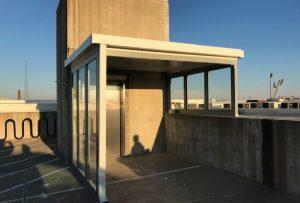 Elevator Shelter