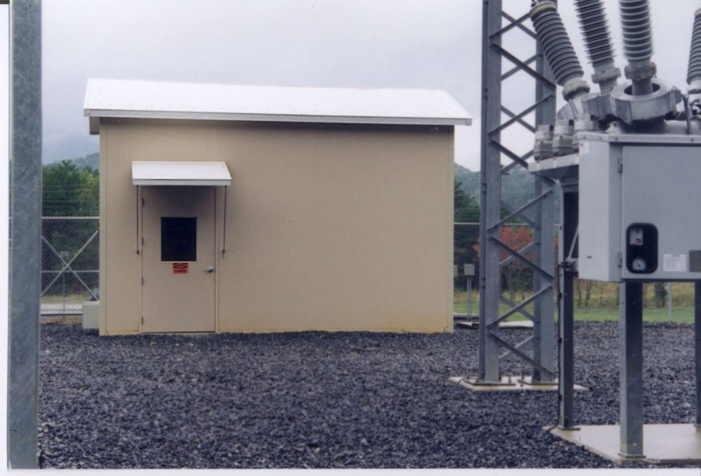 Substation Enclosure