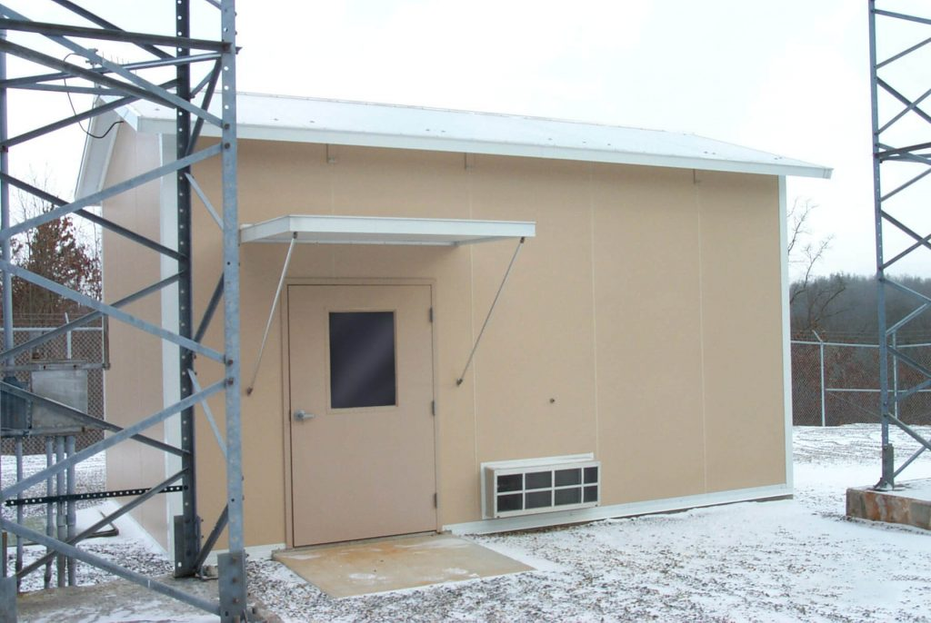 Substation Building