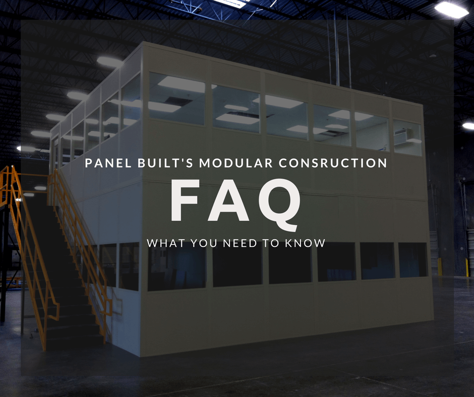 Modular Construction FAQ