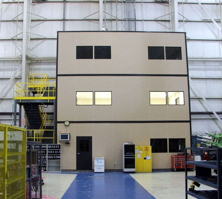 Modular Offices and Inplant Offices | Panel Built