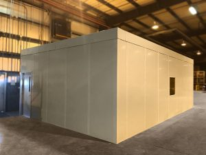 Fire Rated Warehouse Office