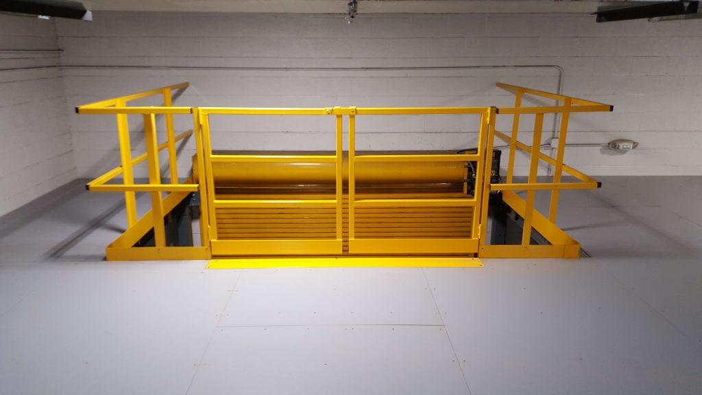 Warehouse Mezzanine Systems | Panel Built