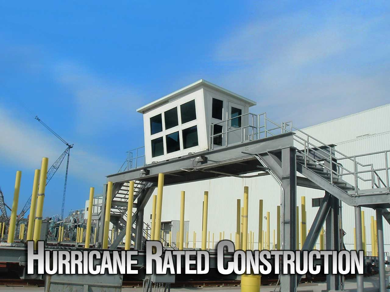 Hurricane Rated Construction