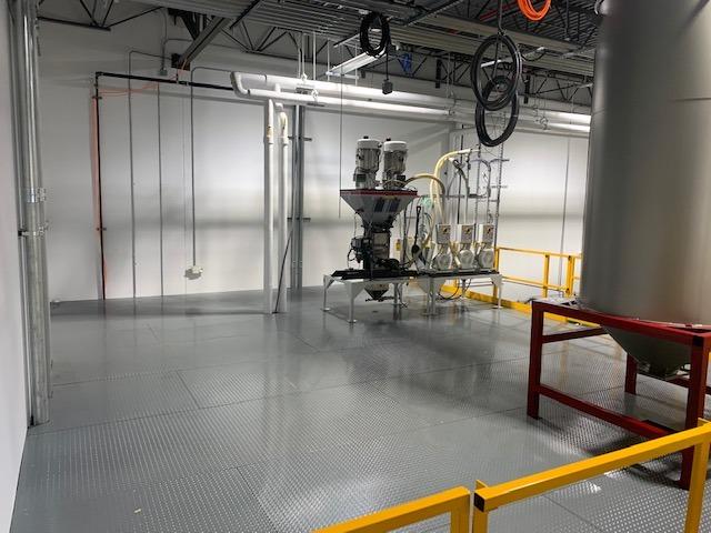 Equipment Storage Platform