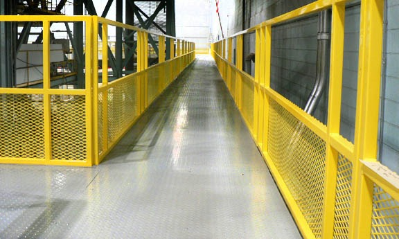 Industrial Catwalk