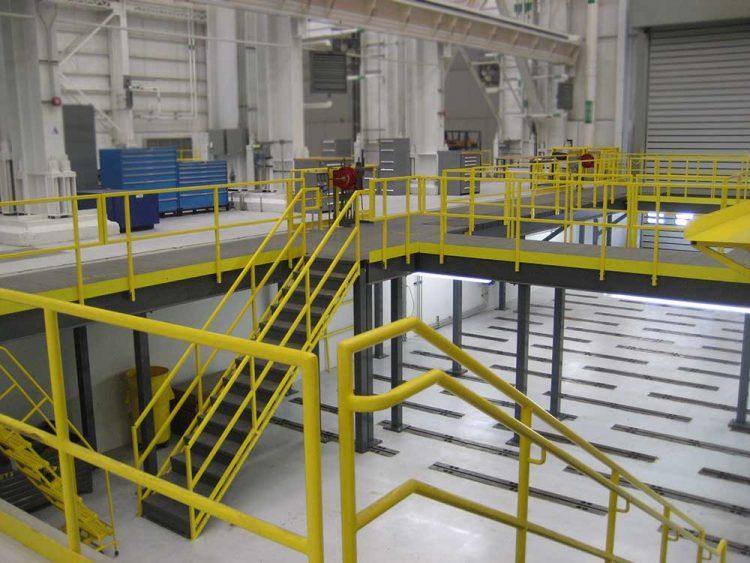 Industrial Catwalks