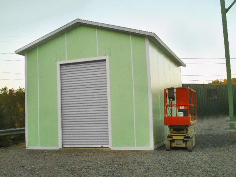 Industrial-Prefabricated-Storage-Unit