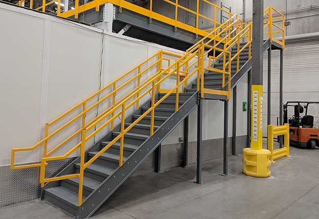 Industrial Stair System