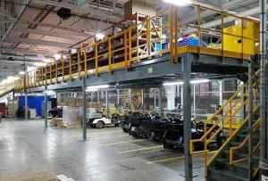 Industrial-Storage-Mezzanine