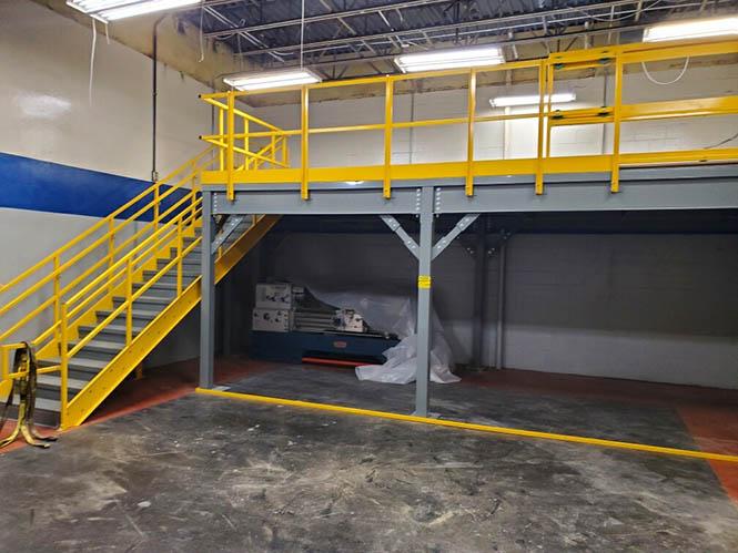 Industrial Storage Platform