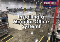 Installing A Modular Office