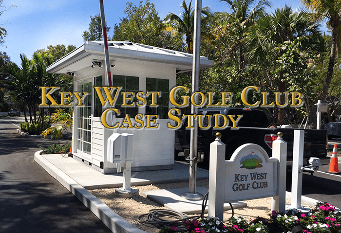 Key West Golf Club Case Study Title