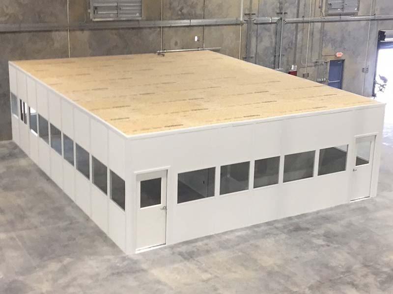 Load-Bearing-Modular-Office