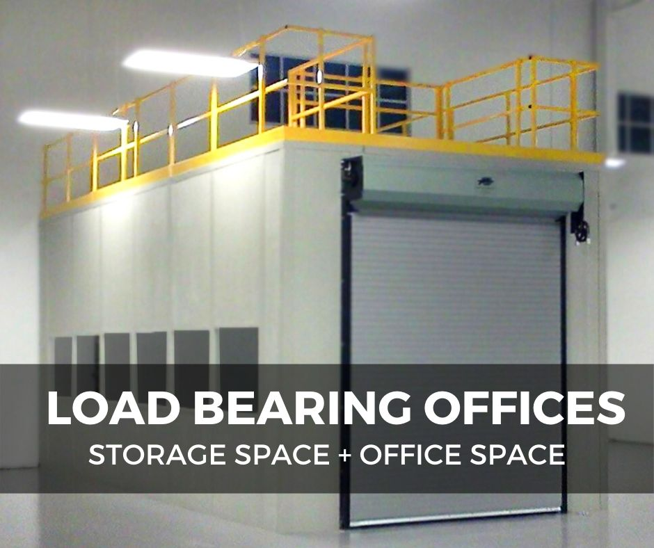 Load Bearing Warehouse Offices