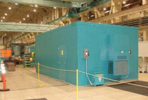 Machinery Enclosure