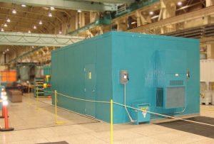 Machinery Enclosure